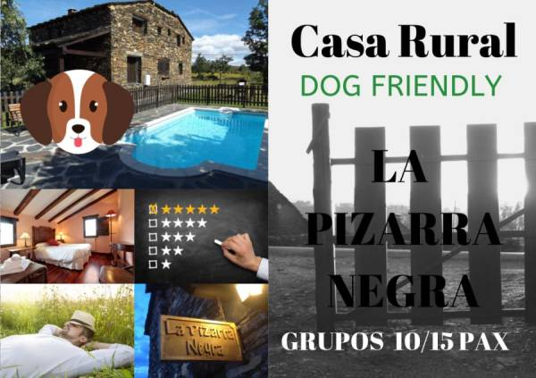 Casa Rural en Guadalajara DOGFRIENDLY